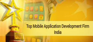 Top Mobile application firm award
