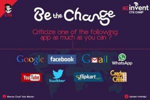 CTG - Be the change
