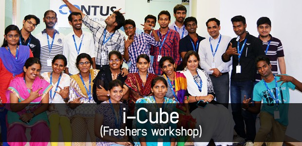 Freshers orientation program