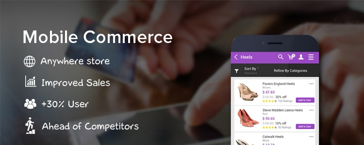 Magento-mobile-commerce