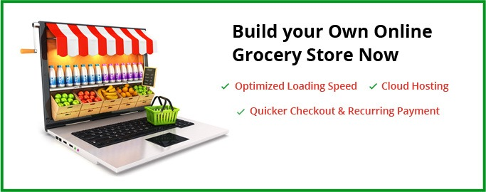Start Grocery Store Online