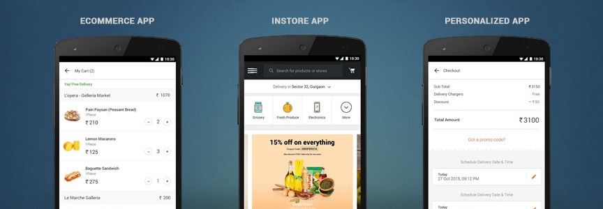 Grocery-app-methods