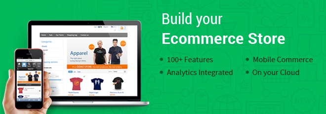 Build eCommerce Website