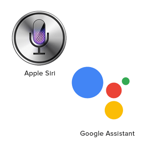 build chatbot like siri, gooale assistant