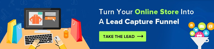 email lead capture