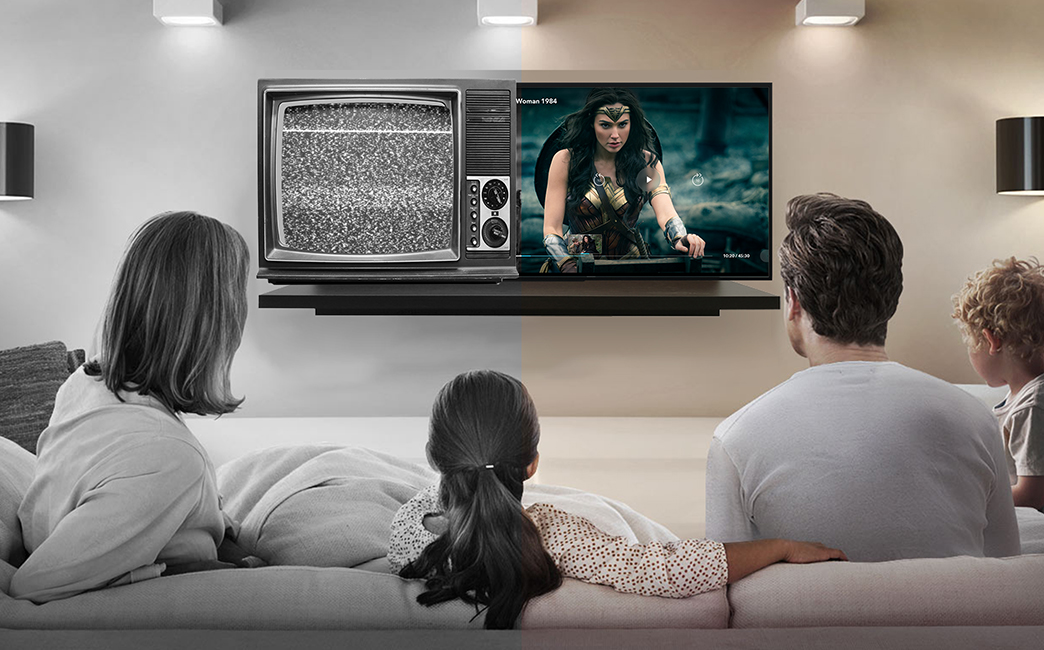 Traditional TV To Online TV Channels?