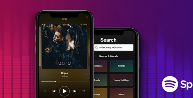 Build app like Spotify