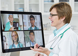 Medical Video Conferencing for Hospitals