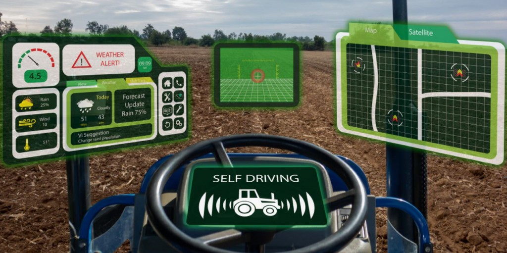smart agriculture technologies