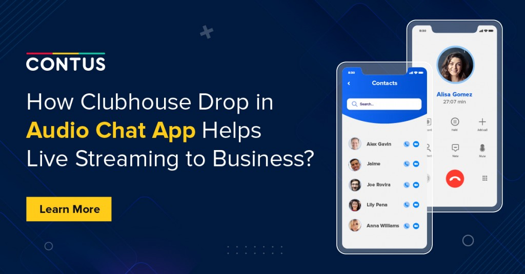 Clubhouse Drop in Audio App - Benefits of Voice Call API for Your Business?