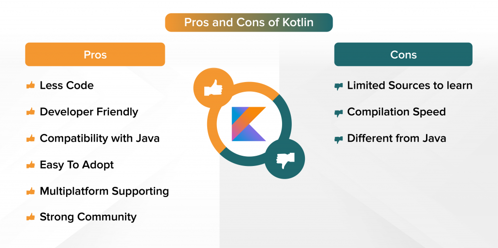 Kotlin pros and cons