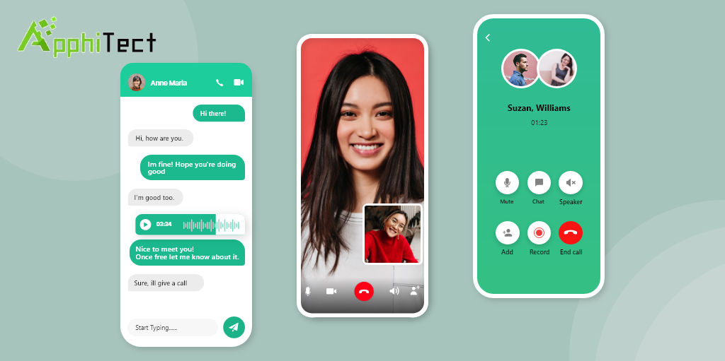 Chat Platform API provider for android ,ios